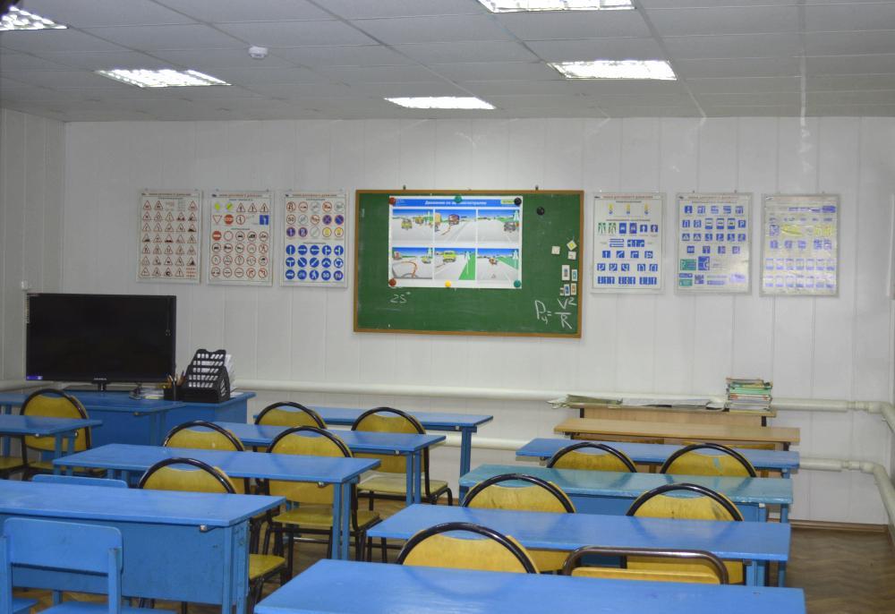 Учебный класс в с. Кич-Городок: ул. Лазурная, д.2
